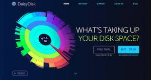DaisyDisk 4.7.2.2 Crack With License Key Free Download 2019