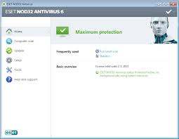 ESET NOD32 Antivirus Crack 12.1.34.0 With Serial Key Free Download