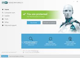 NOD32 AntiVirus 12.2.23.0 Crack With Serial Key Free Download 2019