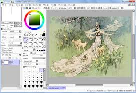 Paint Tool SAI 1.2.5 Crack