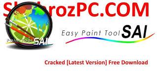 Paint Tool SAI 1.2.5 Crack