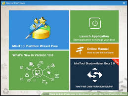 MiniTool Partition Wizard 11.5.0 Crack