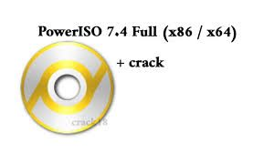 Poweriso 7.4 Crack With Activation Key Free Download 2019