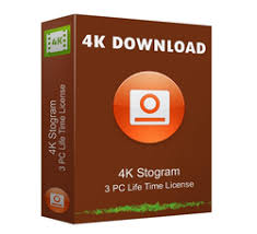 4K Stogram 2.7.3.1805 Crack With Activation Key Free Download 2019