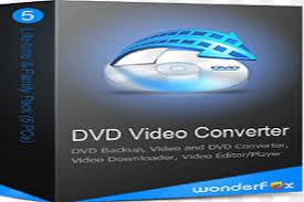 WonderFox DVD Video Converter 17.3 Crack