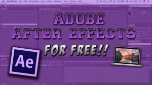 Adobe After Effects CC 2022 Crack