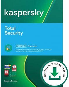 Kaspersky Total Security Crack 2021